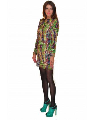 Платье TAU KITA 4208-zelen