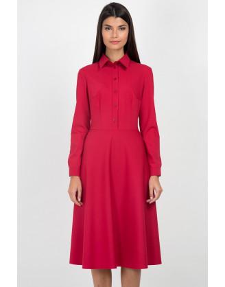 Платье Emka Fashion PL-432-biruta