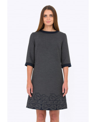 Платье Emka Fashion PL-415-kora