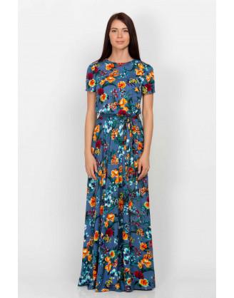 Платье Emka Fashion PL-459-katoni