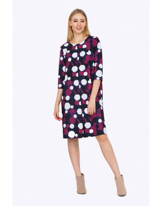 Платье Emka Fashion PL726-veva